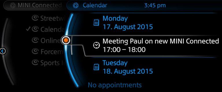 Pertengahan Agustus, MINI Keluarkan Aplikasi MINI Connected Versi Baru