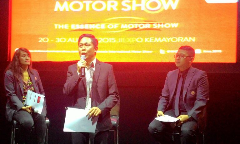 50 Brand Otomotif + 50 Acara, Semarakkan Gelaran IIMS 2015