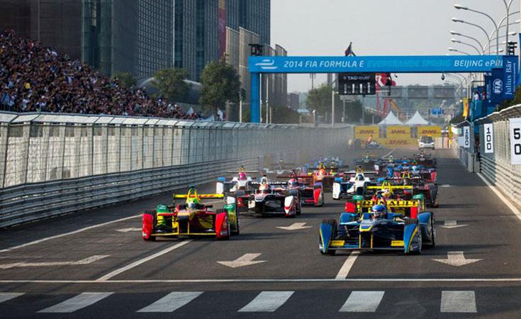 Formula E Diusulkan Masuk Olimpiade 2020