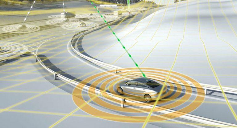 Continental Perkenalkan Fungsi Berkendara Otomatis pada Mobil Prototype