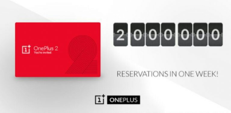 OnePlus 2 Tembus Rekor 2 Juta Pre-Order