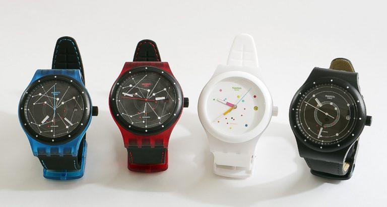 Sanggupkah Jam Tangan Mekanik Swatch Sistem51 Bersaing di Tengah Serbuan Smartwatch?
