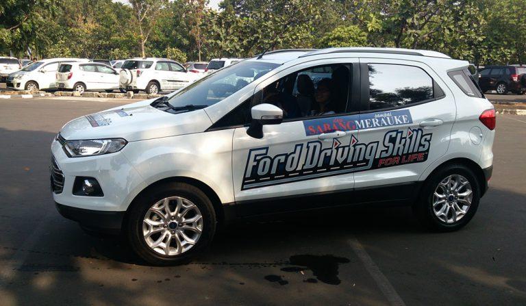 Ford DSFL Latih Pengemudi Cara Berkendara yang Benar dan Aman