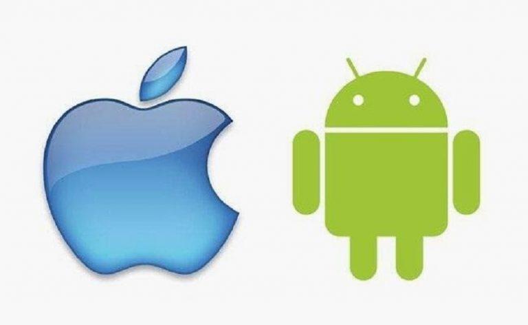 comScore: Google dan Apple Bersaing Ketat di Rumah Sendiri