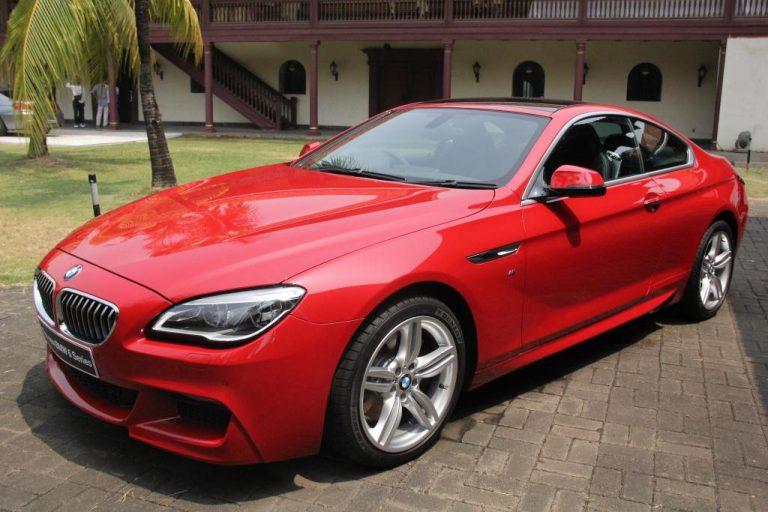 BMW Perkenalkan Seri 6 Coupe dan Seri 6 Gran Coupe