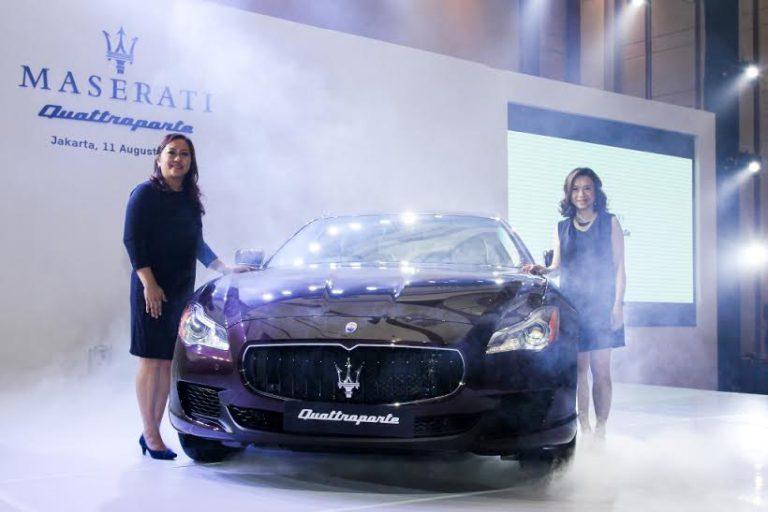 Ini Spesifikasi Maserati Quattroporte