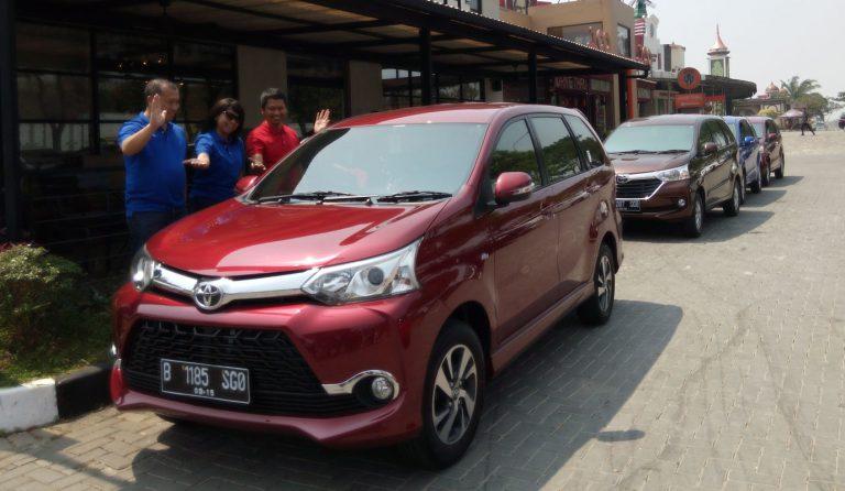Toyota Grand New Avanza dan Grand New Veloz Gunakan Drive by Wire