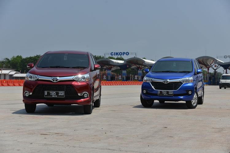 Toyota Langsung Hadirkan Grand New Avanza dan Veloz di 10 Kota Besar di Indonesia