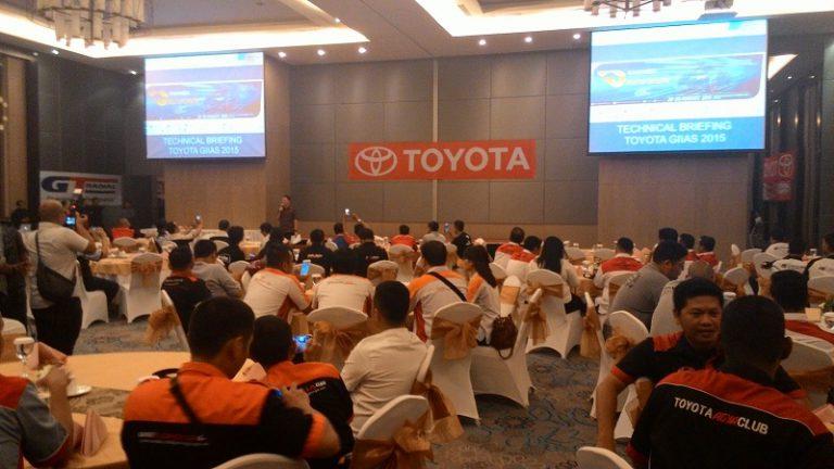 Pamerkan Inovasi di GIIAS, Toyota Undang Puluhan Komunitasnya