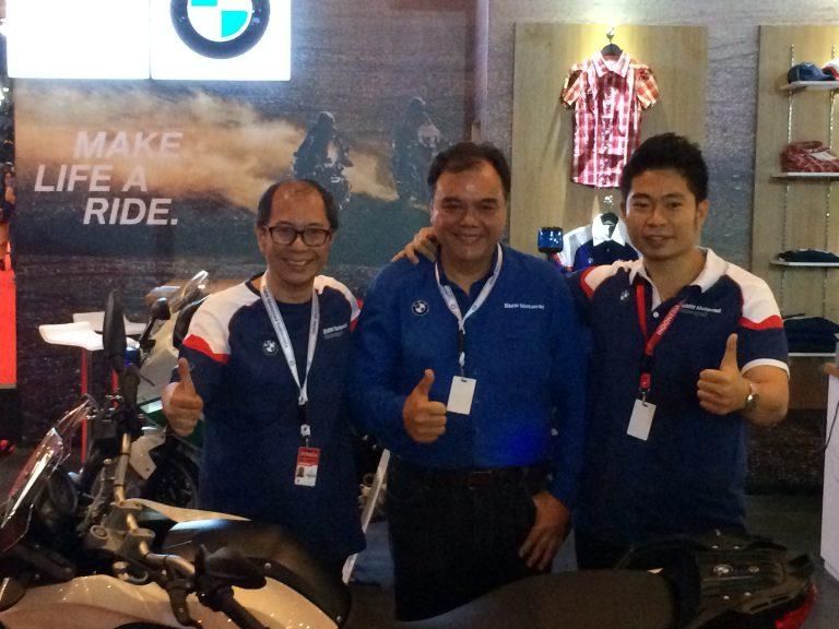 BMW Motorrad Perkenalkan Lima Motor Anyar di IIMS 2015