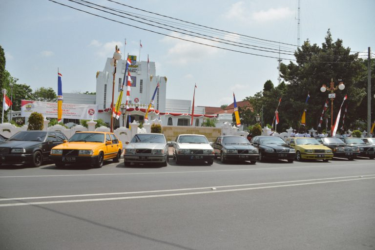 Volvo Club Of Indonesia Sukses Selenggarakan National Gathering