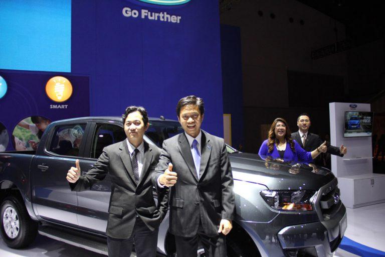 Ini Harga Tiga Varian Ford Terbaru yang Ditawarkan di IIMS 2015