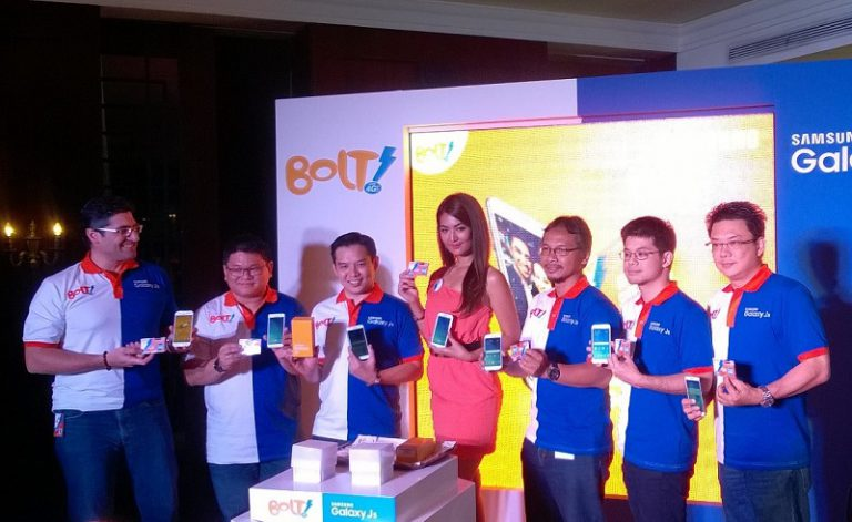 "BOLT! Super 4G LTE ""Dinikahi"" Samsung, Mahar Galaxy J5"