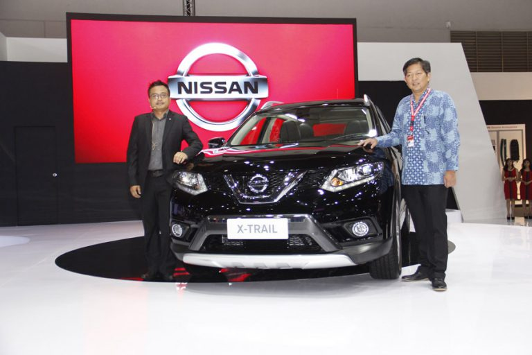 Nissan Tawarkan New X-Trail Limited Edition dengan Jumlah Terbatas