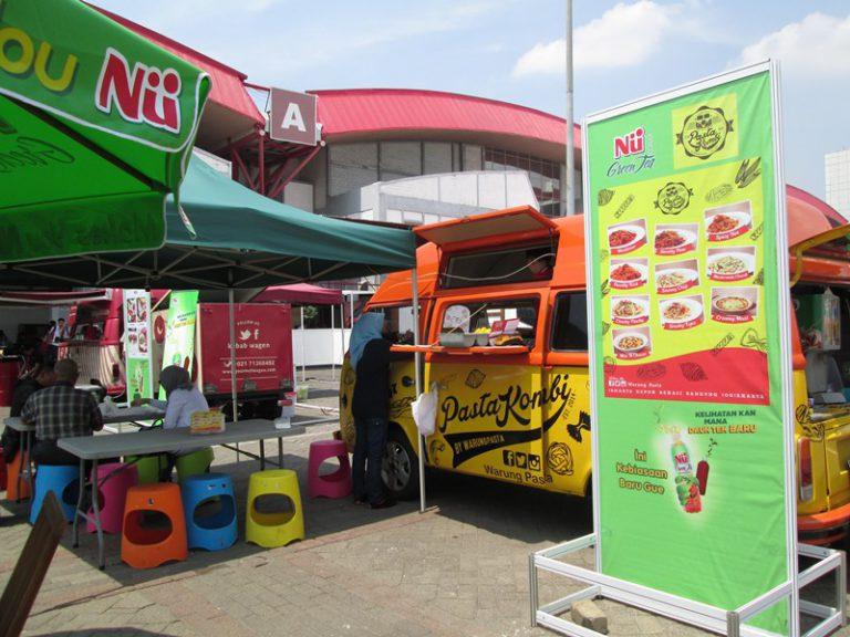 Food Truck Sediakan Beragam Kuliner untuk Manjakan Pengunjung IIMS 2015