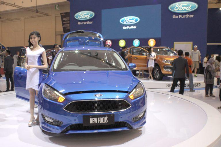 New Ford Focus Ecoboost Ditawarkan Mulai Rp 441 Juta