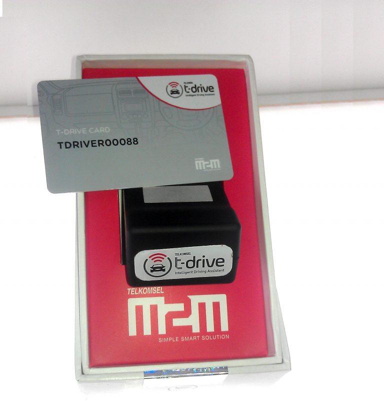 Telkomsel T-Drive, Pelacak Sekaligus Merekam Kebiasaan Mengemudi