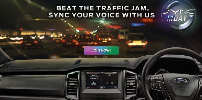 Ford Ajak Konsumen Kampanye 'SYNC The Day' Berhadiah ke Australia