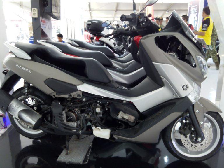 Yamaha Promosikan Blue Core dan Gelar Program Spesial di IIMS 2015