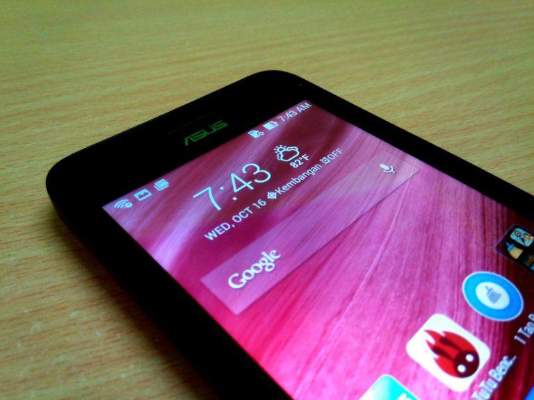 Review Asus Zenfone C: Ditujukan Bagi yang Kurang Puas dengan Zenfone 4