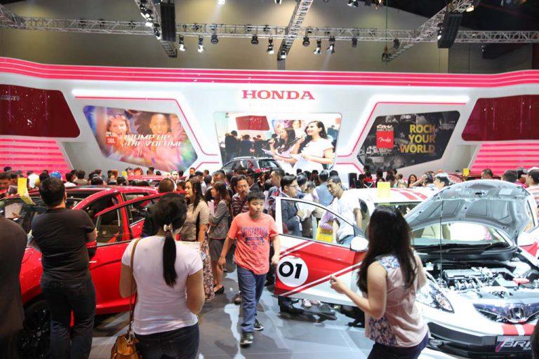 Sambut IIMS 2015 dan HUT RI, Honda Gelar Beragam Program Penjualan dan Aktivitas