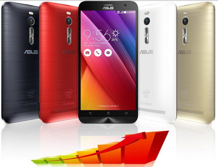 Kini di Posisi Dua, Pasar Smartphone Asus di Indonesia Semakin Menjanjikan
