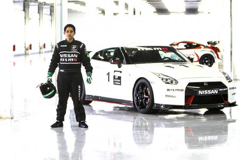 Wakil Indonesia Naik Podium di Ajang Nissan GT Academy Grup Asia