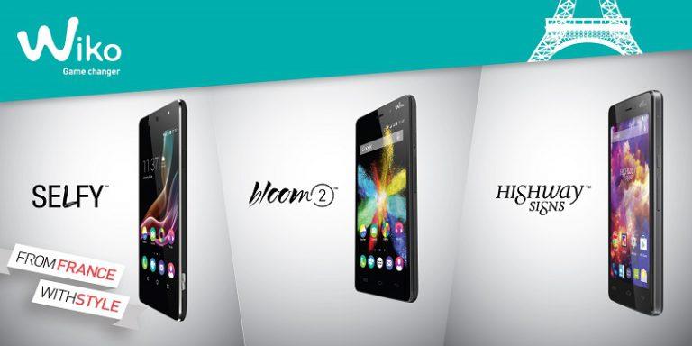 Ramaikan Pasar Smartphone Tanah Air, Inilah Tiga Jagoan Terbaru Wiko