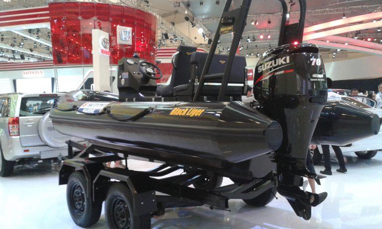 Tidak Hanya Roda 4, Suzuki Hadirkan Juga Mesin untuk Kebutuhan Bahari