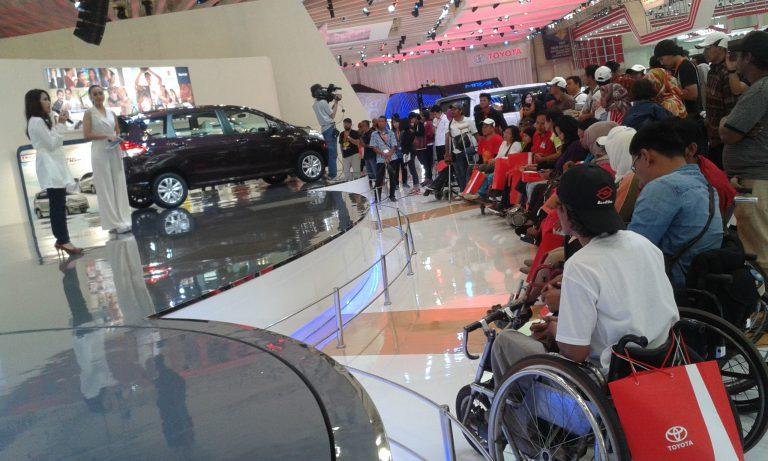 Suzuki Ajak Penyandang Cacat Mengenal Teknologi Otomotif
