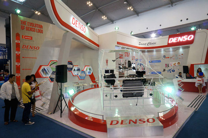 Denso Perkenalkan Green Cabin Air Filter di GIIAS 2015