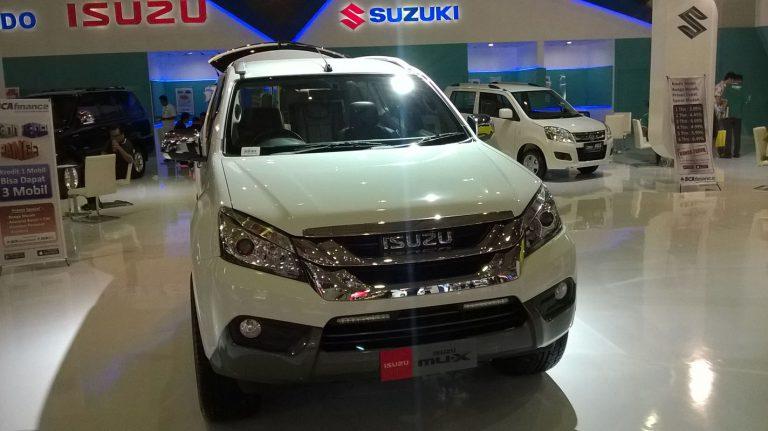 Isuzu Mu-X, SUV 7 Seater yang Layak Dipertimbangkan