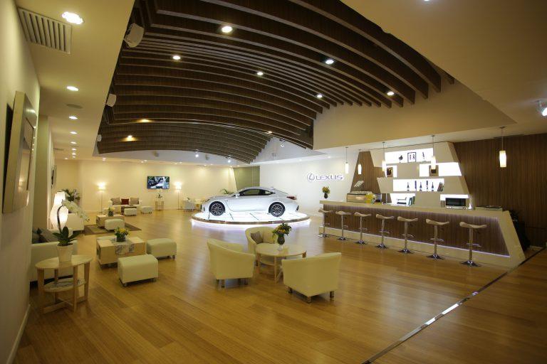Lexus Omotenashi Lounge, Lounge Nyaman Milik Booth Lexus di GIIAS 2015