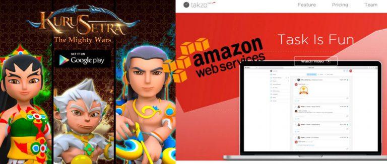 Ada Teknologi Cloud AWS Di Balik Game Kurusetra dan Aplikasi Takzo