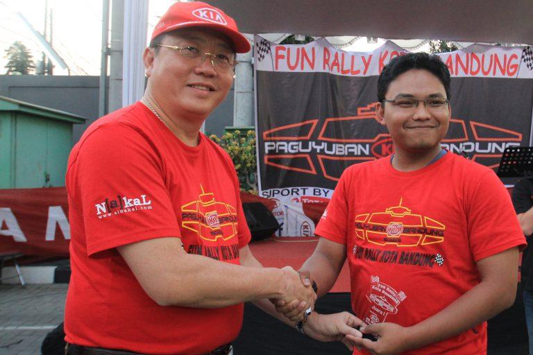 """Kia Jalin Silaturahmi dengan Warga Bandung Melalui """"Fun Rally Bandung"""""""