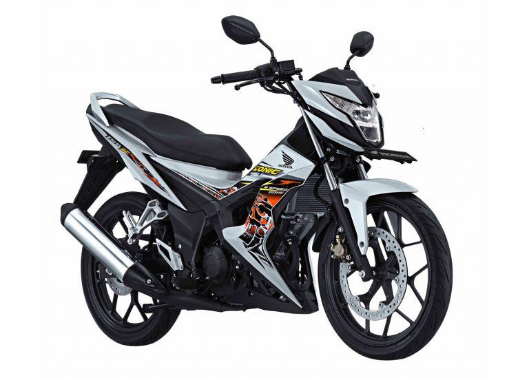 Honda Sonic 150R Sabet IIMS 2015 Best Motorcycle Cup Awards
