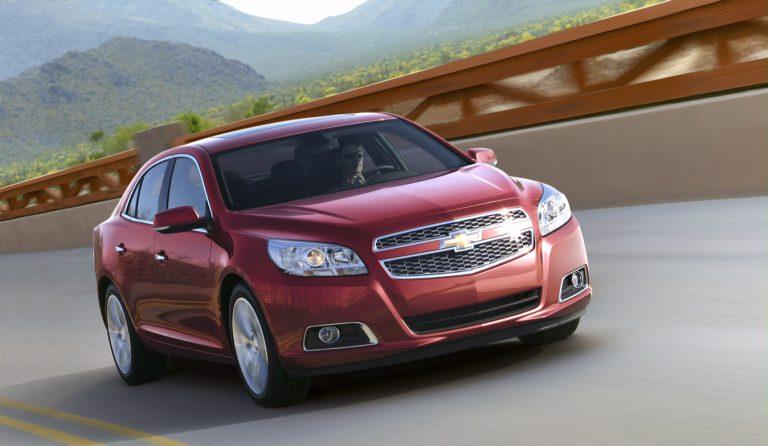 Chevrolet Malibu: Sudah Layani 10 Juta Pelanggan