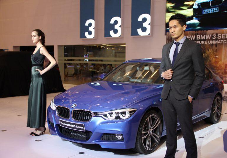 Di GIIAS 2015, BMW Berhasil Jual 330 Unit