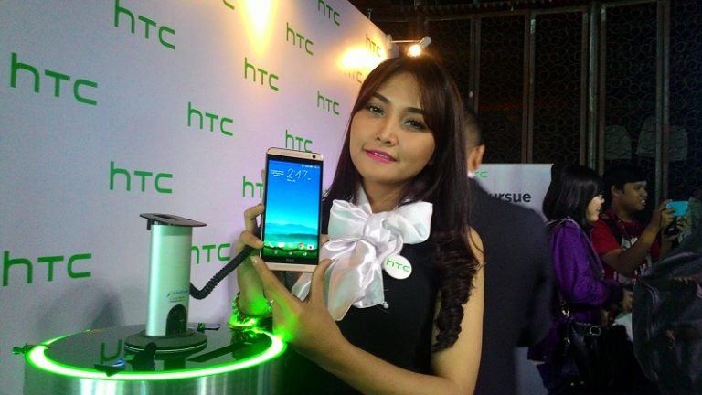 HTC One E9+ Dual Sim: Smartphone 5,5 Inci, Harga Rp7 Jutaan