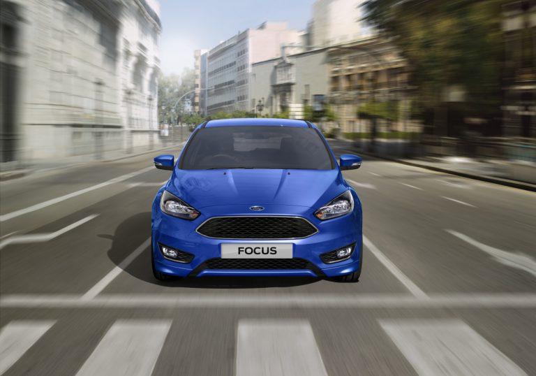 New Ford Focus Kini Lebih Bertenaga, Efisien, dan Canggih