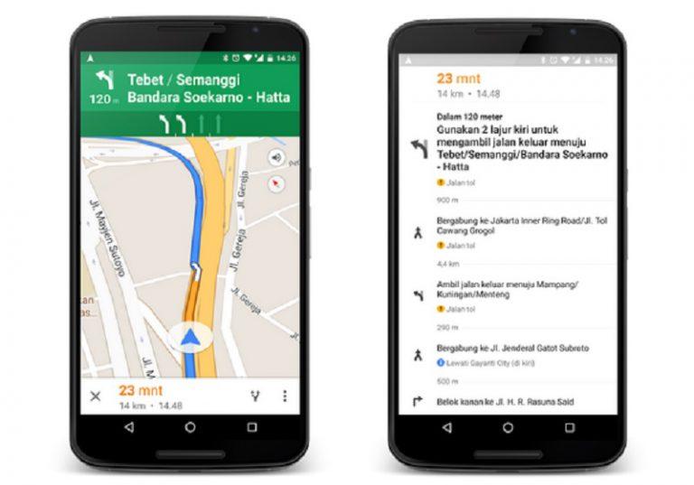 Takut Nyasar Saat Berkendara? Gunakan Fitur Lane & Landmarks di Google Maps
