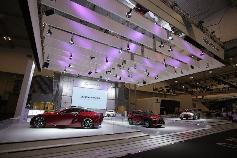 Di GIIAS 2015, 182 Unit Lexus Berhasil Dipesan Oleh Loyalis dan Penggemar Baru