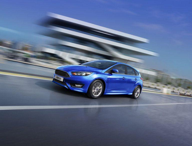 Di New Ford Focus, Ada Banyak Teknologi yang Mendukung Driver Assist