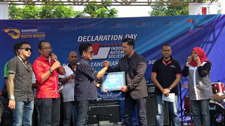 Sembilan Komunitas Deklarasikan Indonesia Automotive Society