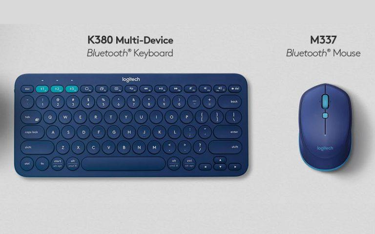 Bluetooth Keyboard dan Mouse Terbaru Racikan Logitech