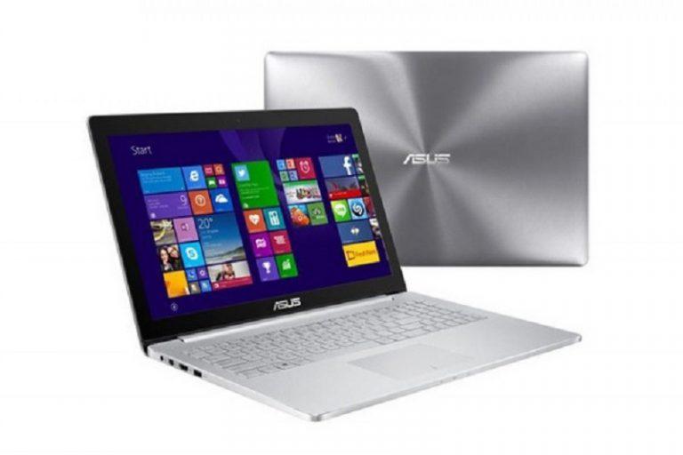 ASUS N510JW, Notebook Multimedia dengan Dukungan Resolusi 4K