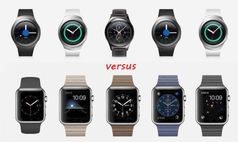 Samsung Gear S2 vs Apple Watch: Sengit di Smartphone, Berlanjut di Smartwatch