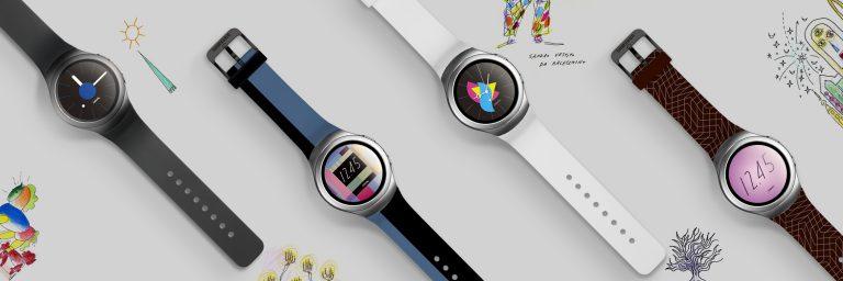 Melalui Sentuhan Alessandro Mendini, Samsung Gear S2 Tampil Makin Cantik