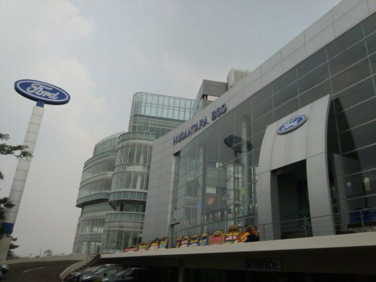Serentak, Ford Resmikan 9 Dealer Baru di Indonesia