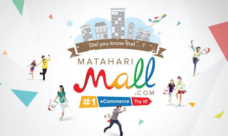 Grup Lippo Resmi Meluncurkan Mataharimall.com